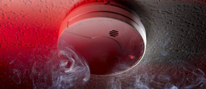 Installation des avertisseurs de fumée