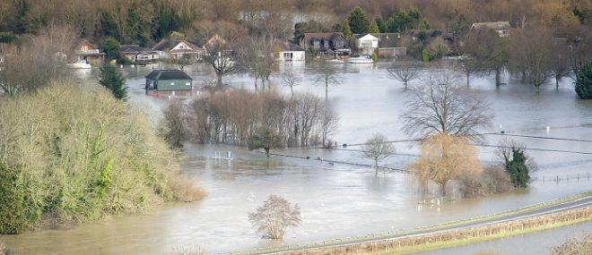 Windsor inondations