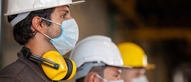 Prévention des infections sur les chantiers