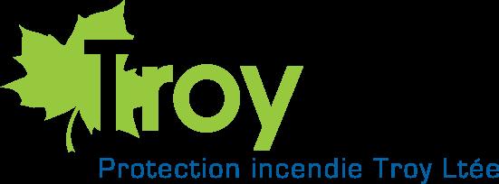 Troy Logo in french